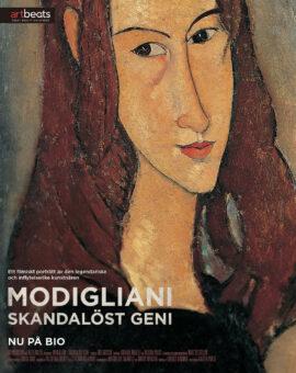 Modigliani – skandalöst geni