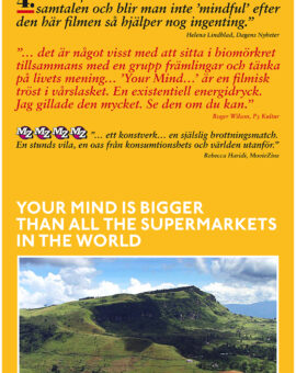 Your mind is bigger than all the supermarkets in the world